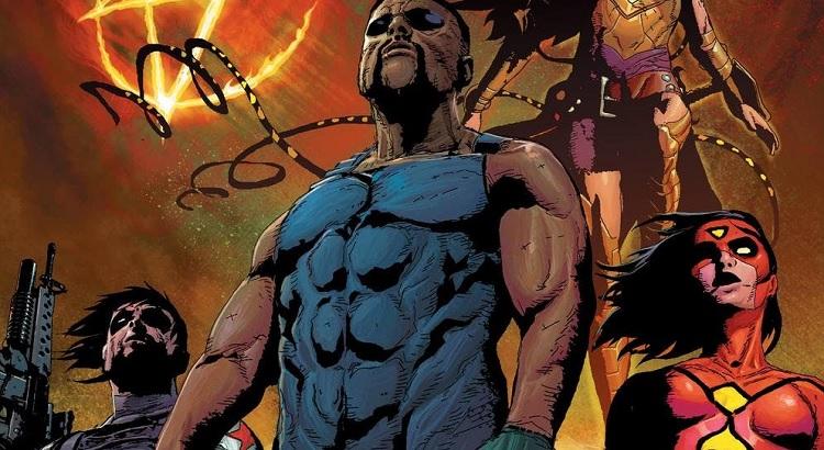 Marvel kündigt neue Team-Serie an: STRIKEFORCE