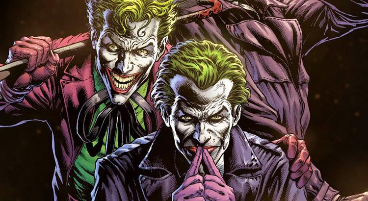 Batman: Three Jokers auf August verschoben + 4 Seiten von Jason Fabok & Brad Anderson