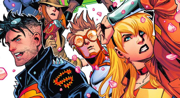 Comic Review: Young Justice Bd. 1 (Panini Comics)