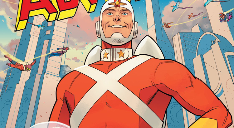 #SDCC: Tom King, Mitch Gerads & Evan Shaner mit ADAM STRANGE Comic für DC