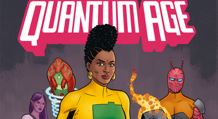 Comic Review: Black Hammer - Quantum Age (Splitter Verlag)