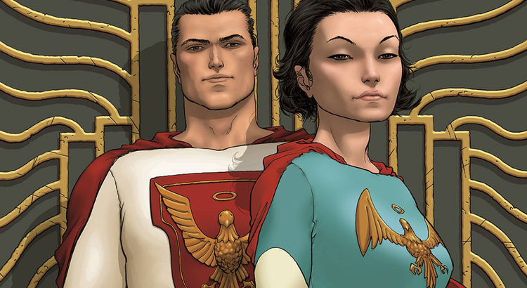 Comic Review: Jupiter's Circle (Panini Comics)