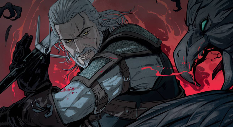 Comic Review: The Witcher Bd. 4 (Panini Comics)