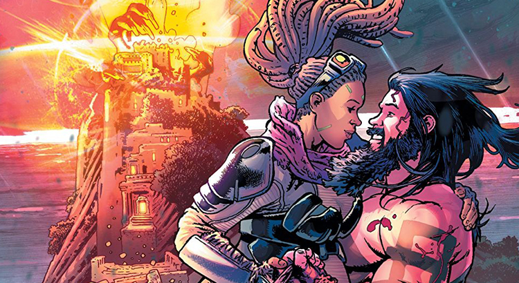 Comic Review: Birthright Bd. 5 (Cross Cult)