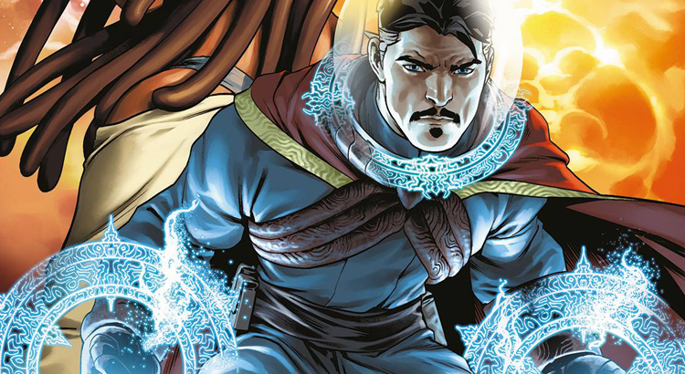 Panini Comics mit Preview zu Mark Waids DOCTOR STRANGE Neustart