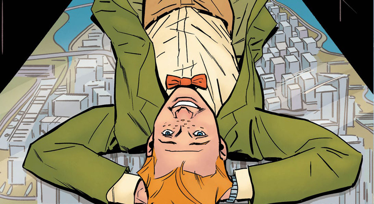 "DC Comics mit Preview zu Matt Fractions ""Superman's Pal Jimmy Olsen"""