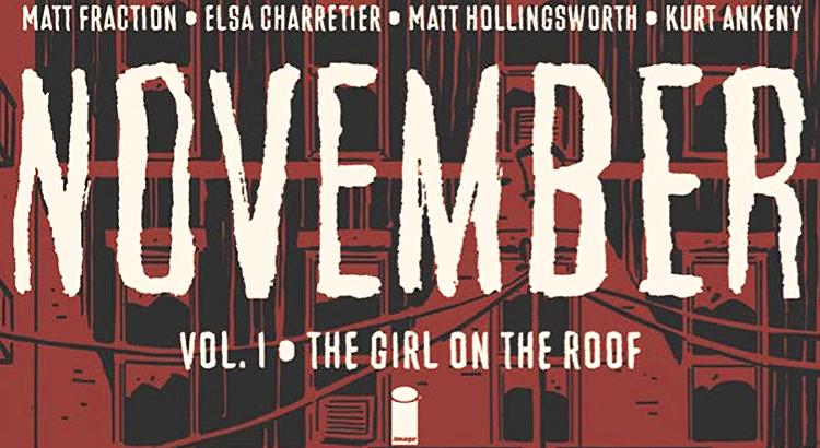 Matt Fraction & Elsa Charretier mit neuer Graphic Novel Reihe für Image Comics