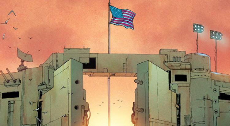 Scott Snyder teast neues Comicprojekt für Image Comics