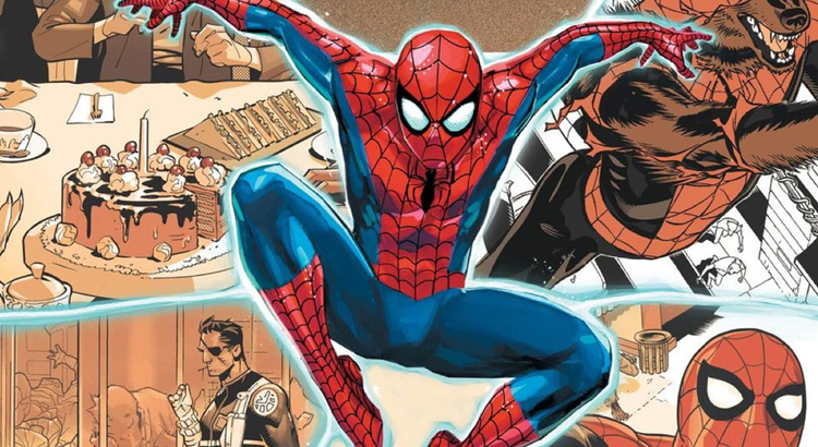 AMAZING SPIDER-MAN: Full Circle vereint All-Star-Team für Spidey-Special im Oktober