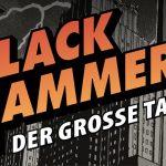 Splitter Verlag vermeldet Änderung im BLACK HAMMER Programmablauf
