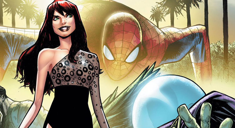 "#SDCC: Marvel kündigt ""The Amazing Mary Jane"" Ongoing-Serie an"