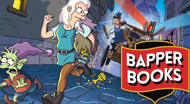 The Simpsons Schöpfer Matt Groening mit neuem Comicverlag: Bapper Books