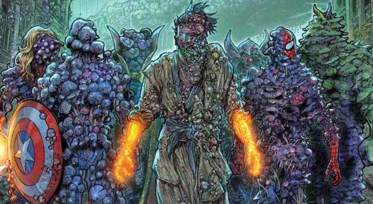 Marvel kündigt neue Event-Mini-Serie für Oktober an: CONTAGION