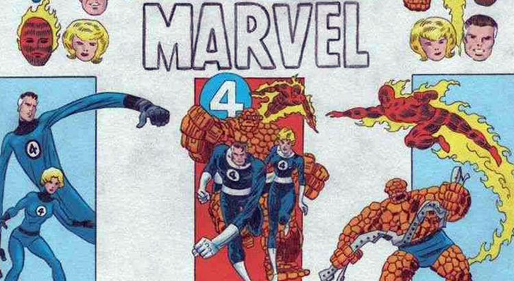 "Marvel kündigt ""Fantastic Four: Grand Design"" an"