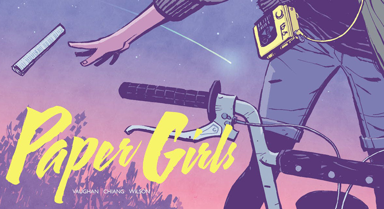 Amazon sichert sich Rechte an Brian K. Vaughans PAPER GIRLS
