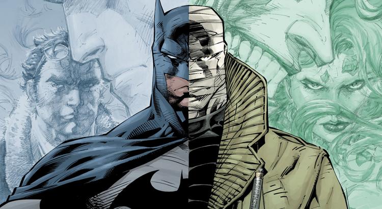"Neuer Video-Trailer zu ""Batman: Hush""... dem Comic"