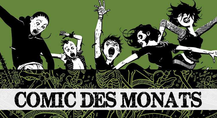Comic Review: Deadly Class Bd. 3 (Cross Cult)