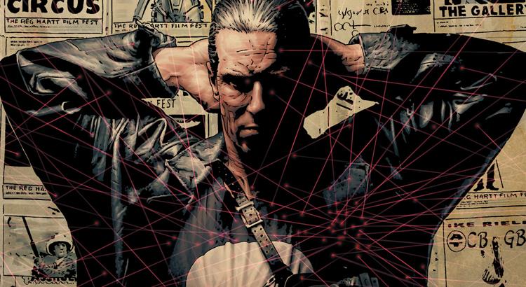 Garth Ennis mit gleich 2 neuen PUNISHER Comics für Marvel ab November