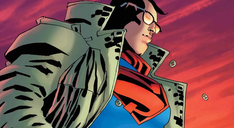"""DC Comics mit Preview zur zweiten Ausgabe von Frank Millers """"Superman: Year One"""""""