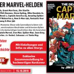 Panini Comics cancelt angekündigte DER TOD DER MARVEL-HELDEN Anthologie