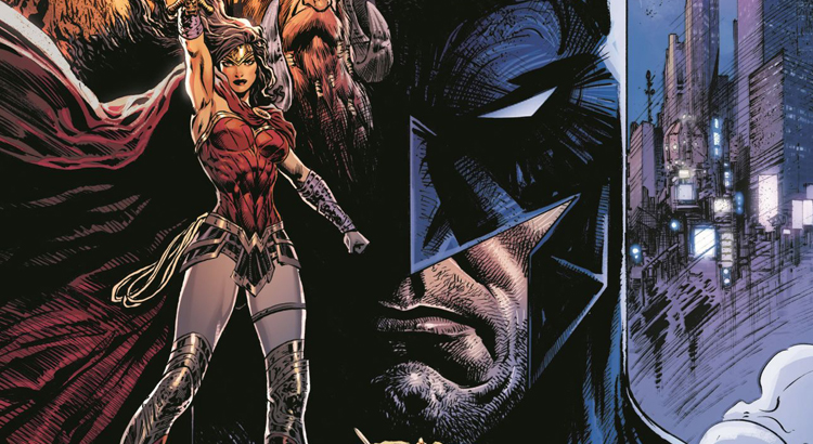 Comic Review: Batman & Wonder Woman - Der Ritter & die Prinzessin (Panini Comics)