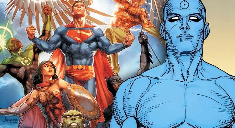 Scott Snyder spricht über Justice League / Doomsday Clock Zusammenhänge
