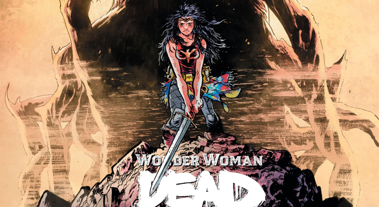 "Daniel Warren Johnson mit ""Wonder Woman: Dead Earth"" für DC Black Label"