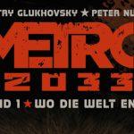 Comic Review: Metro 2033 Bd. 1 (Splitter Verlag)