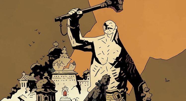 """Stenbeck & Mignola mit """"Frankenstein Underground"""" Prequel ab Januar 2020"""
