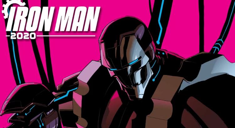 #NYCC: Tony Starks Bruder wird IRON MAN in 2020... und Dan Slott ist dafür verantwortlich!