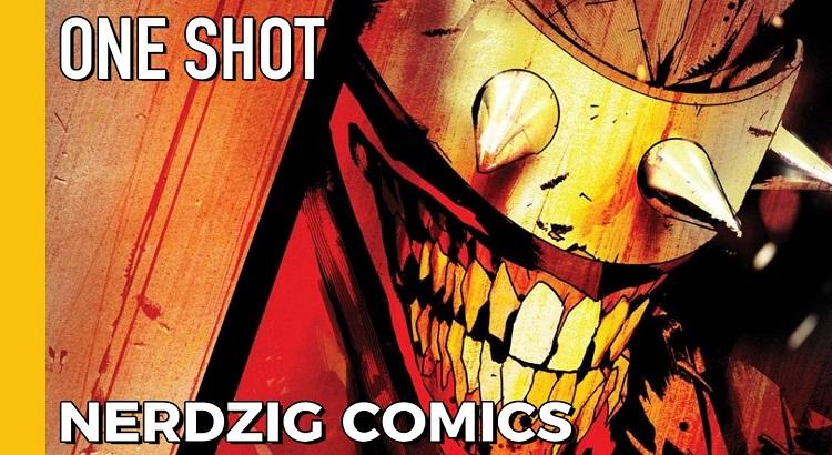 Inside/Comics One-Shot - Der Batman, der lacht (Video)