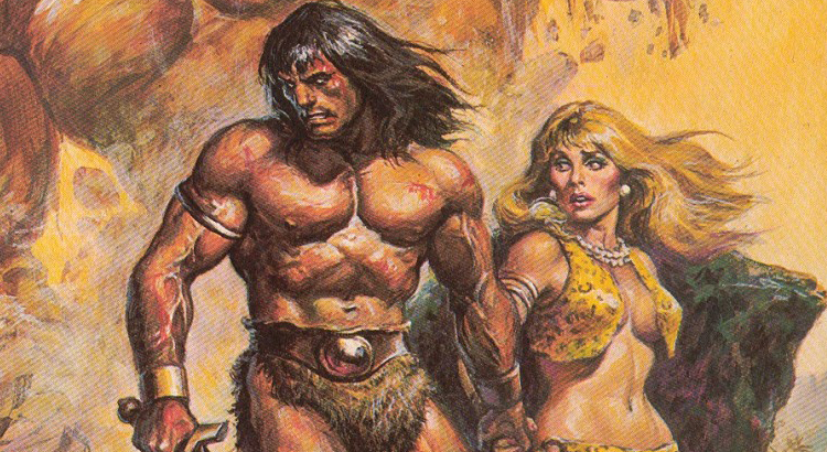 "Panini kündigt ""Savage Sword of Conan"" Classic Collection für Sommer 2020 an"