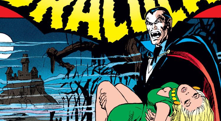 "Panini Comics mit ""The Tomb of Dracula"" Classic Collection im Frühjahr 2020"