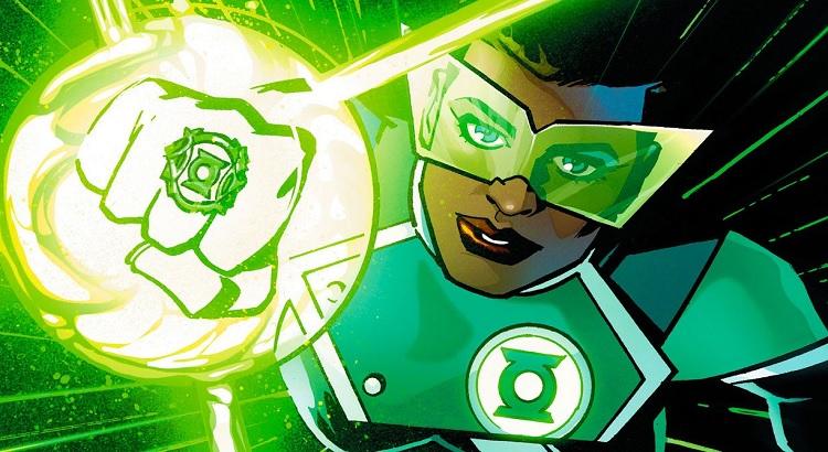 """DC Comics präsentieren ihre neue GREEN LANTERN in """"Far Sector"""" Preview"""