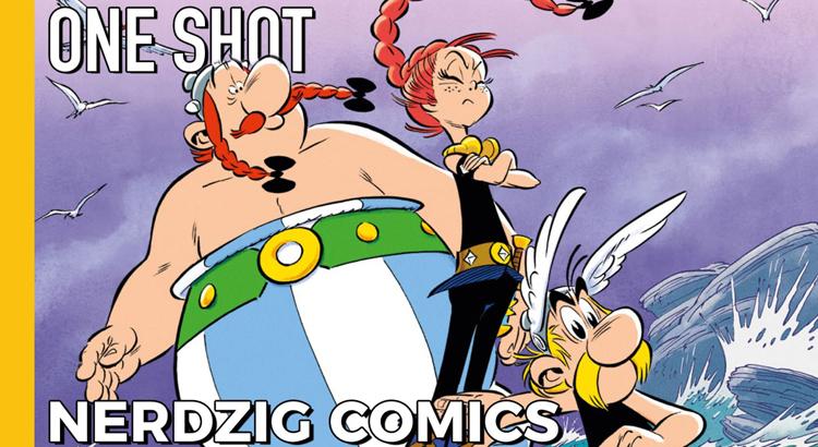 Inside/Comics One-Shot - Asterix - Die Tochter des Vercingetorix [Video]