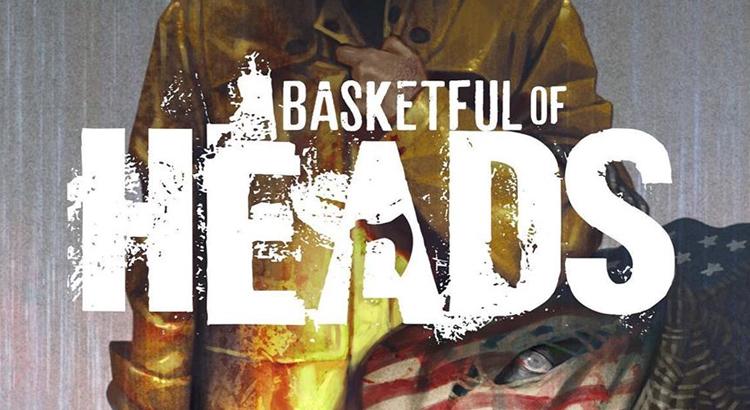 """DC Comics mit Video-Trailer zum Start von Joe Hills """"Basketful of Heads"""" Comic"""