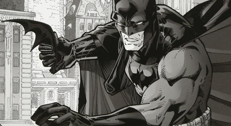 """#Panini2020: umfangreiche """"Batman: Schwarz-Weiß"""" Deluxe Edition im Juli 2020"""