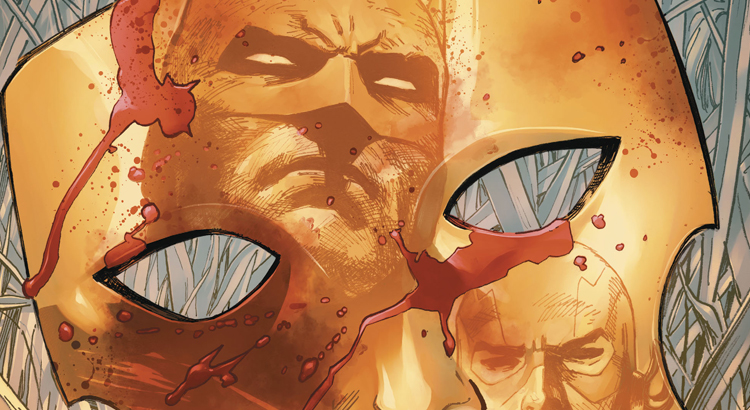 Comic Review: Heroes in Crisis #1-4 (Panini Comics)