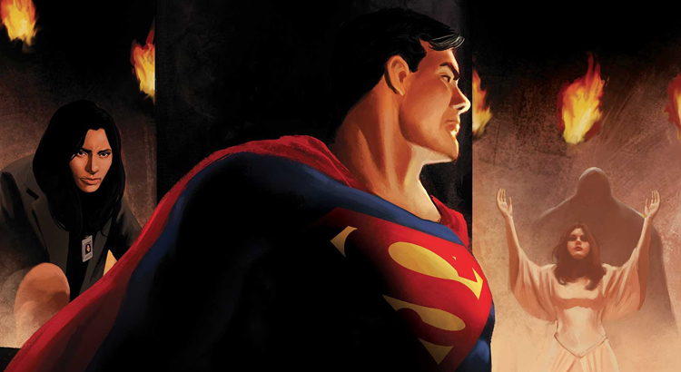 Comic Review: Action Comics Bd. 2 (Panini Comics)