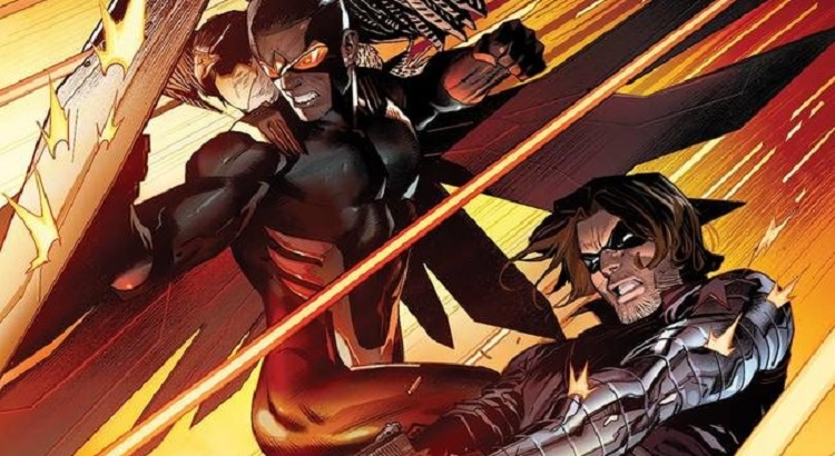 "Marvel kündigt ""Falcon & Winter Soldier"" Comicreihe an"
