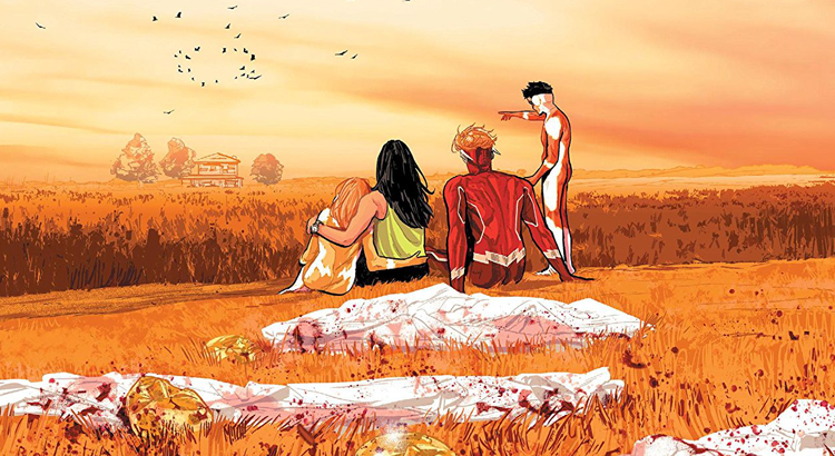 Panini Comics mit Preview zum Finale von HEROES IN CRISIS