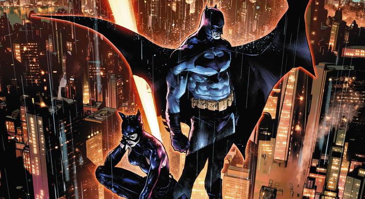 Jorge Jiménez wird der neue Ongoing-Zeichner für DCs BATMAN Reihe