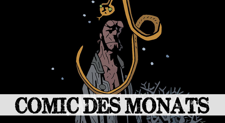 Comic Review: Hellboy Kompendium 4 (Cross Cult)