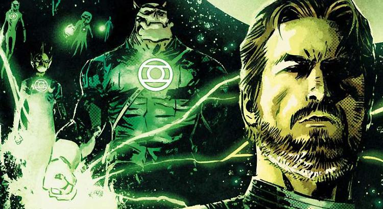 DC Comics gewährt ersten Ausblick auf Green Lantern: Earth One Vol. 2