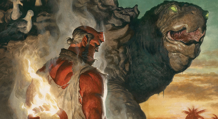 Comic Review: Hellboy und die B.U.A.P. 1955 (Cross Cult)