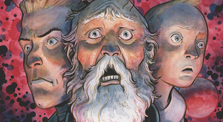 Jeff Lemire kündigt BLACK HAMMER: COLONEL WEIRD mit Tyler Crook an