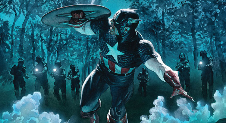 Comic Review: Captain America Bd. 2 (Panini Comics)