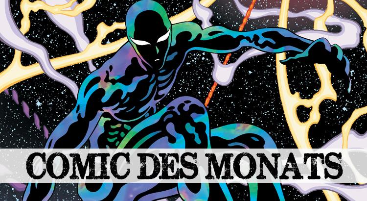 Comic Review: Silver Surfer: Black (Panini Comics)