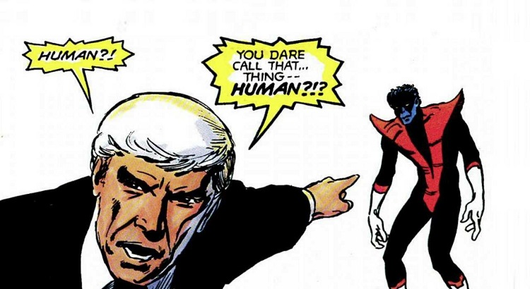 "Marvel kündigt Extended Cut von Andersons & Claremonts ""God Loves, Man Kills"" an"