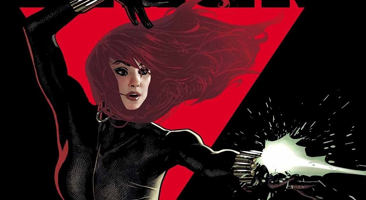 Marvel mit neuer BLACK WIDOW Ongoing-Reihe ab April 2020